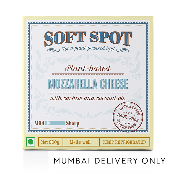 Soft Spot Foods Mozzarella Cheese