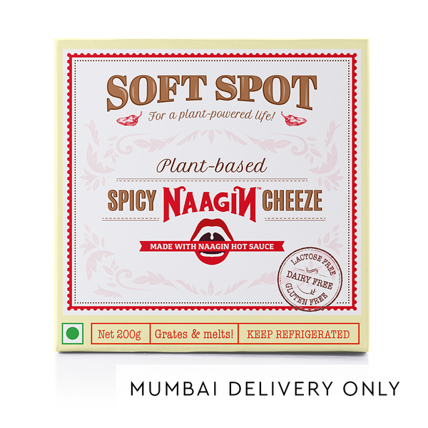 Soft Spot Foods- Spicy Naagin Cheese
