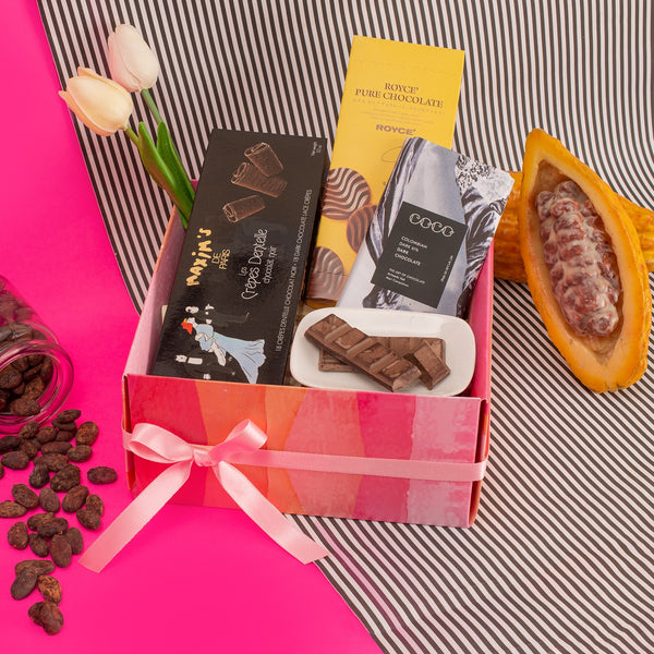 The Chocolate Lover's Box - International Edit