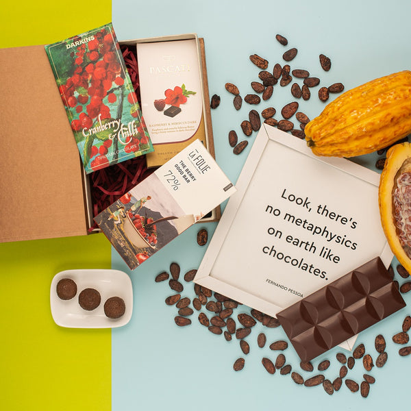 The Chocolate Lover's Box - Local Favourites