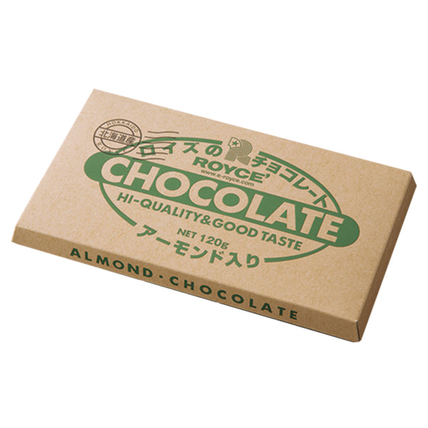 ROYCE' Chocolate Bar Almond
