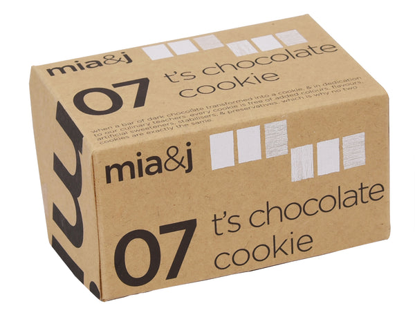 Mia&J T's Chocolate Cookie
