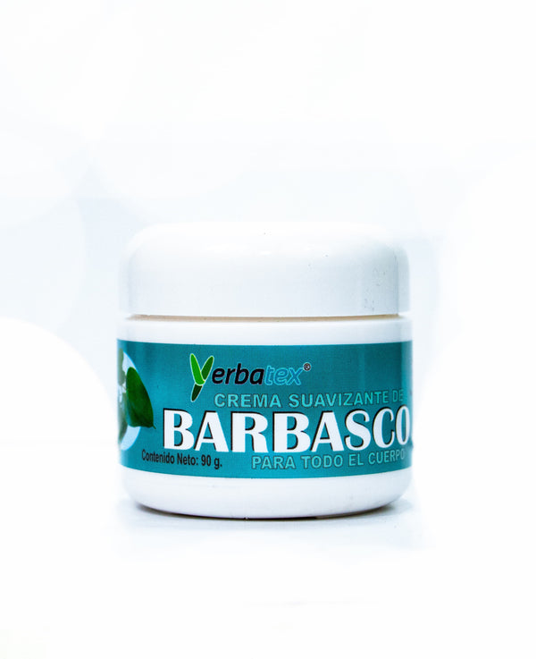 Crema de Barbasco