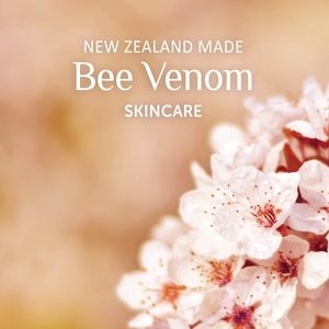 Alpine Silk | Bee Venom Skincare Range with Flowers. Made in New Zealand.
