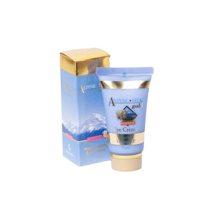 Alpine Silk Gold Plant Placenta Eye Creme 15ml Box & Tube