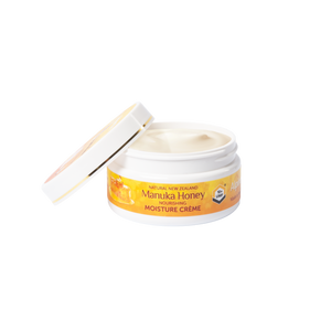 Alpine Silk Manuka Honey Moisture Creme