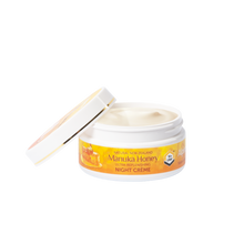 Load image into Gallery viewer, Alpine Silk Manuka Honey Night Creme