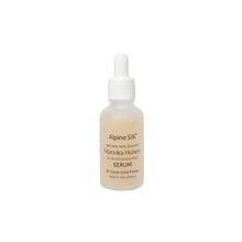 Load image into Gallery viewer, Alpine Silk Manuka Honey Serum 30ml