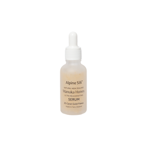Alpine Silk Manuka Honey Serum 30ml
