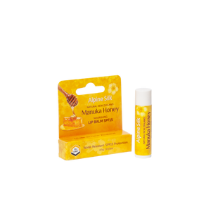 Alpine Silk Manuka Honey SPF15 Lip Balm 4.5g