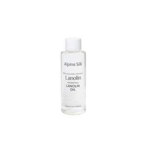 Alpine Silk Organic Lanolin Oil 100ml