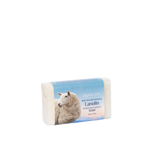Load image into Gallery viewer, Alpine Silk Organic Lanolin Soap 120g