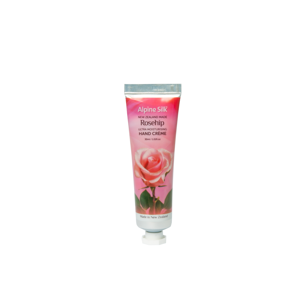 Alpine Silk Rosehip Hand Creme 30ml