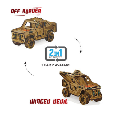 STEMWheels Modz Off-Roader