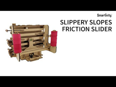 Slippery Slopes Friction Slider