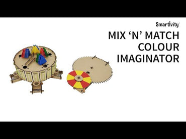 Mix N Match Colour Imaginator