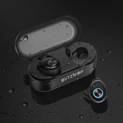 Blitzwolf® True Wireless Bluetooth 5.0 Hi-Fi Earbud Earphones