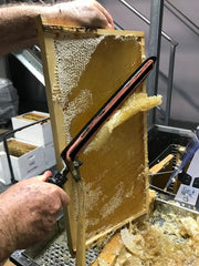 beeswax cappings
