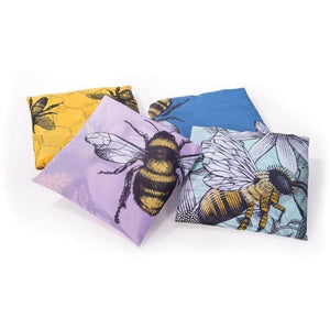 Gift Bees Recycled Foldable Shopping Bag