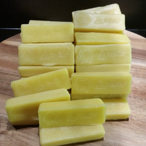 100% Pure Beeswax 30g Bar