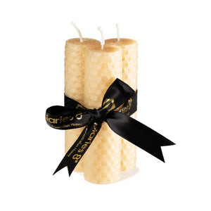 Candles - Hand Rolled 100% Beeswax