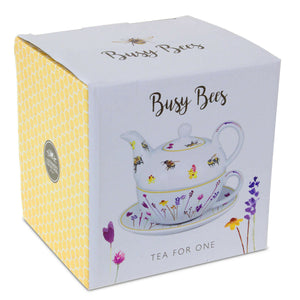 Busy Bees Tea for One