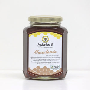 Macadamia Honey