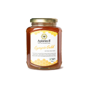 Gympie Gold Honey