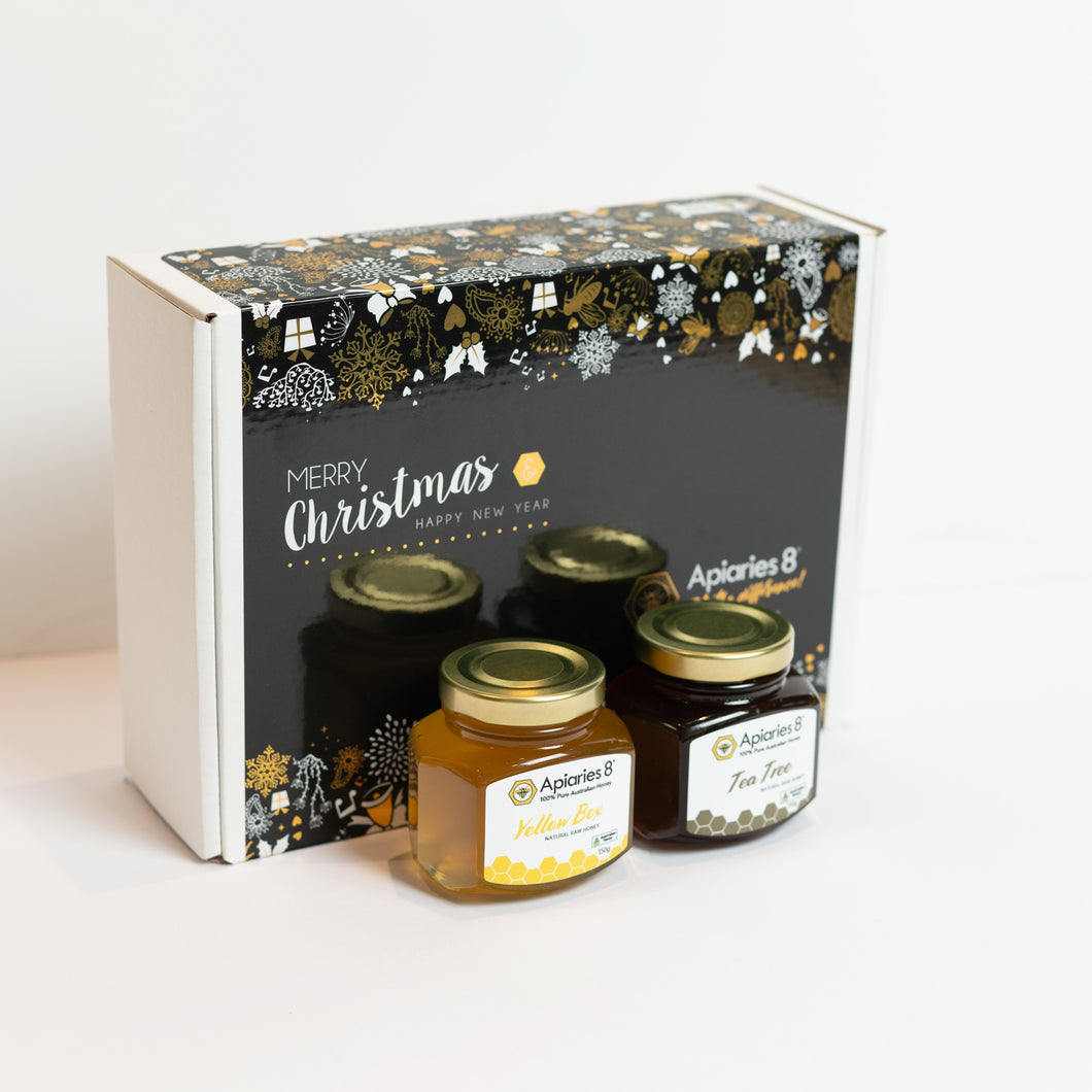 Christmas Gift Box - Honey