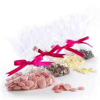 Chocolate Drop Bags 100g