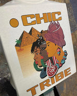 Limited Edition Chic Tribe Tee (Pre-Sale)