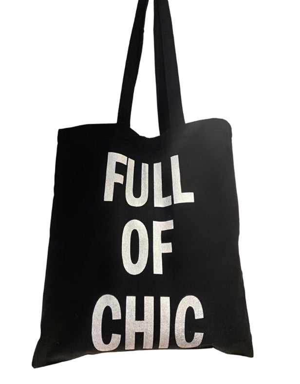 R&C Double Sided Tote Bag