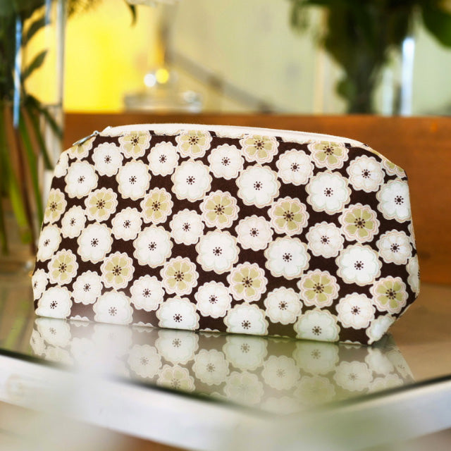 Liberty Print Fabric Toria Make Up Bag