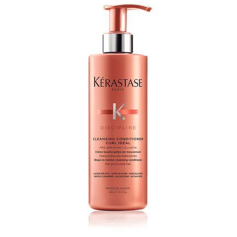 Discipline Cleansing Conditioner Curl Deal 400ml