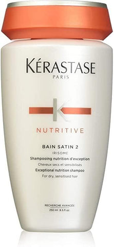 Nutritive Bain Satin 2  Shampoo 250ml