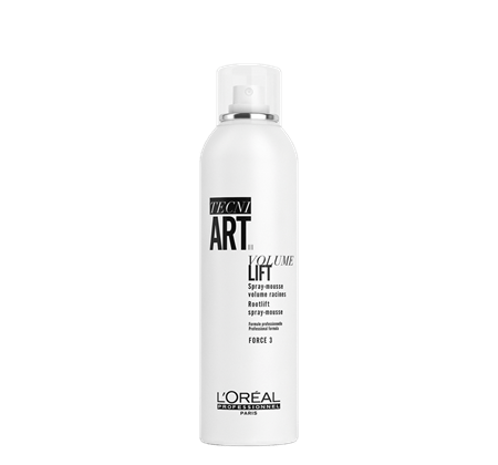 Loreal Techni Art Volume Lift Mousse 250ml