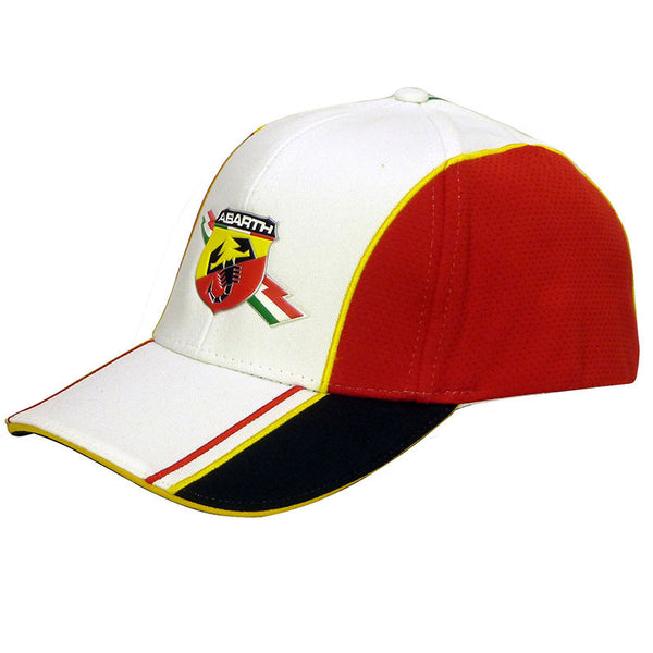 Cappellino Abarth Corse bianco  https://f1monza.com/products/cappellino-abarth-corse-bianco