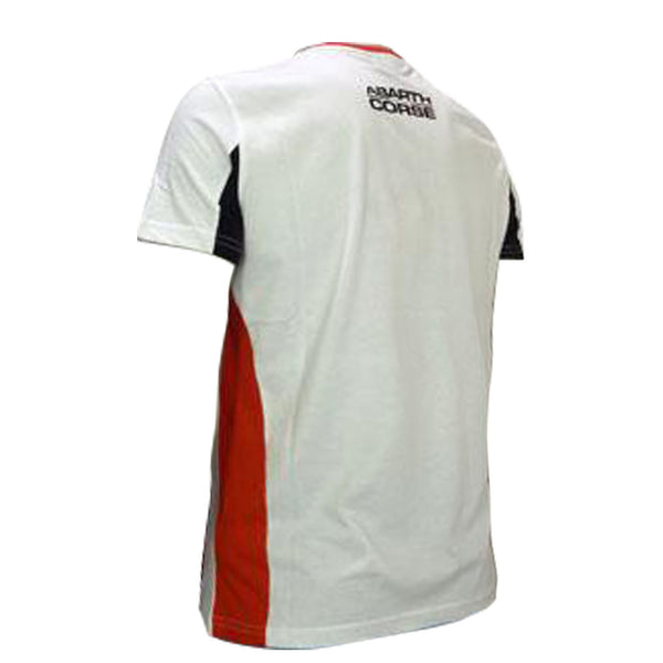 T-shirt Abarth Corse bianca  https://f1monza.com/products/t-shirt-abarth-corse-bianca