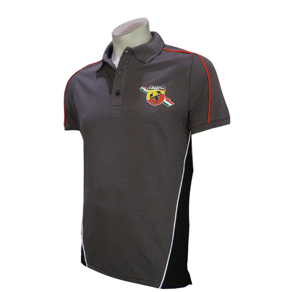 Polo Abarth Corse grigia  https://f1monza.com/products/polo-abarth-corse-grigia