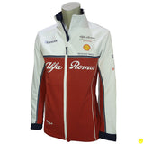 Softshell Sponsor Alfa Romeo Racing F1 Team  https://f1monza.com/products/softshell-sponsor-alfa-romeo-racing-f1-team
