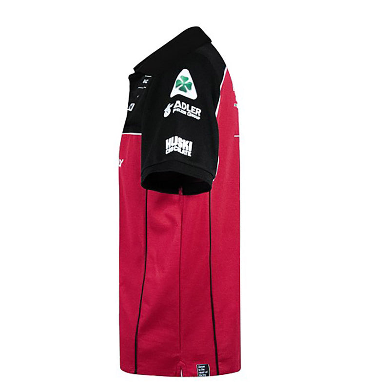Polo Alfa Romeo Racing Orlen 2020 F1 Racing Team  https://f1monza.com/products/polo-alfa-romeo-racing-orlen