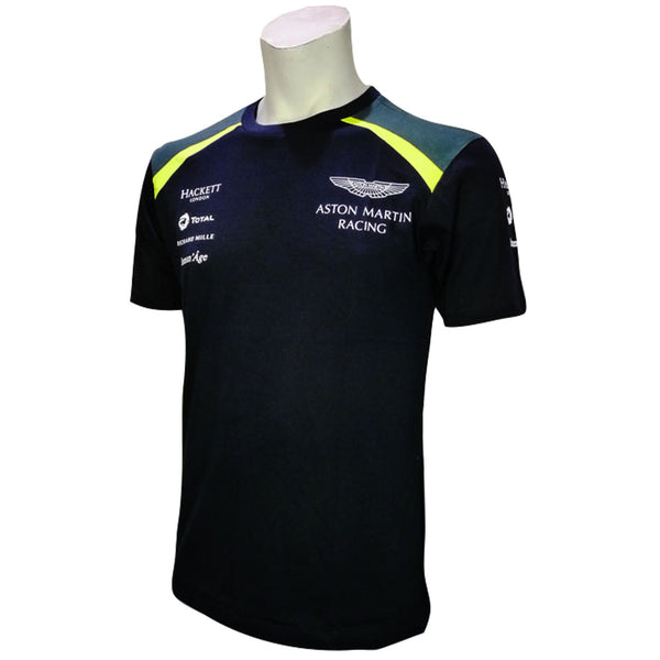T-shirt Team Aston Martin