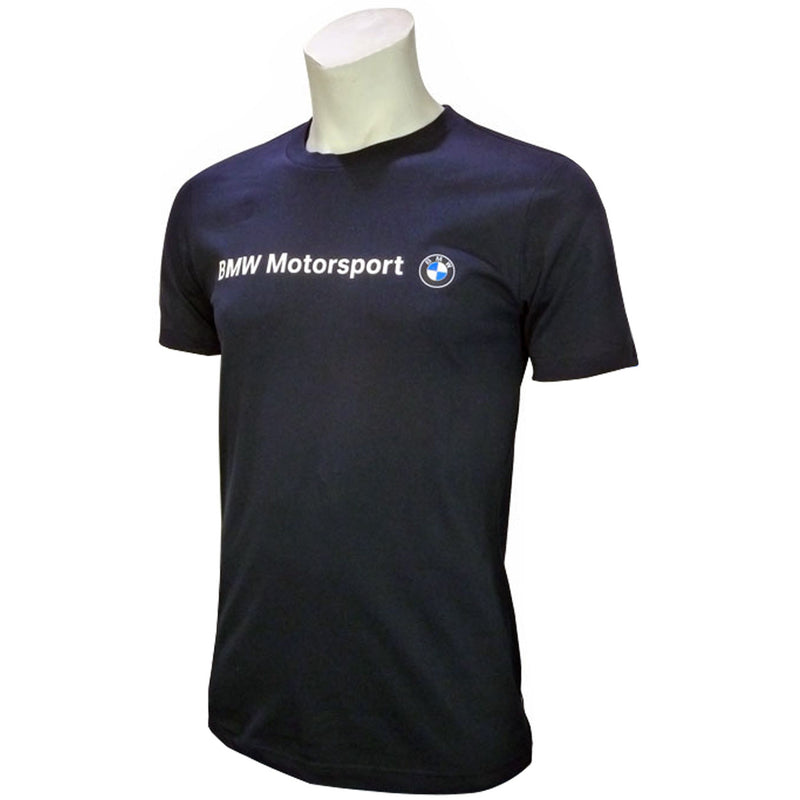 T-shirt BMW Motorsport blu