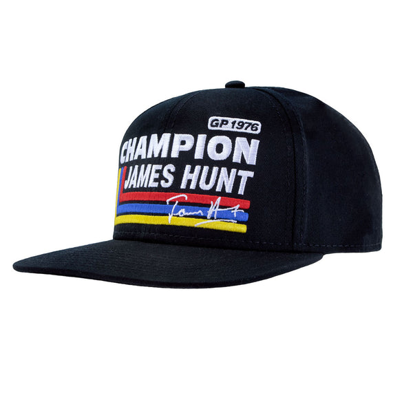 Cappellino James Hunt Silverstone 1976