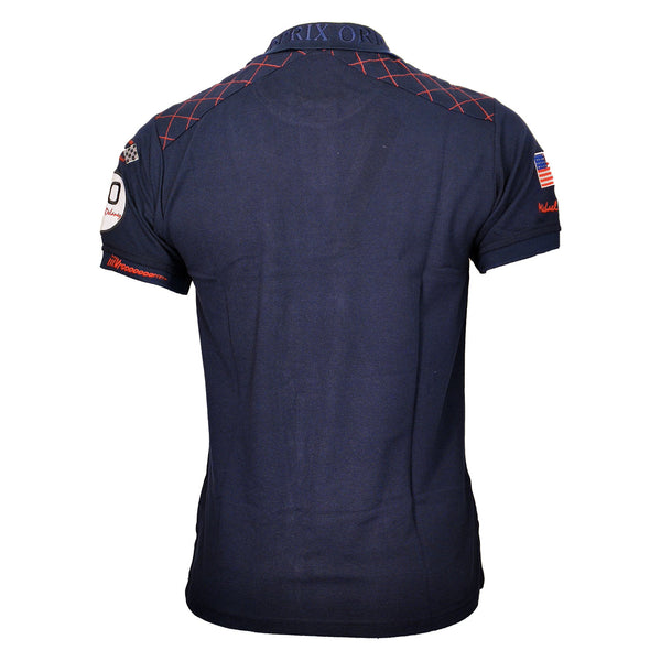 Polo GPO M. Delaney Navy Blue