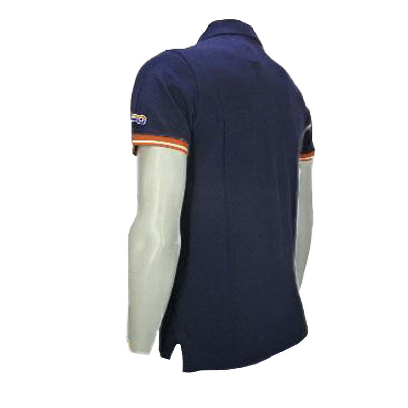 Polo GPO logo GULF racing