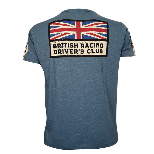 T-shirt M Driver's light blue
