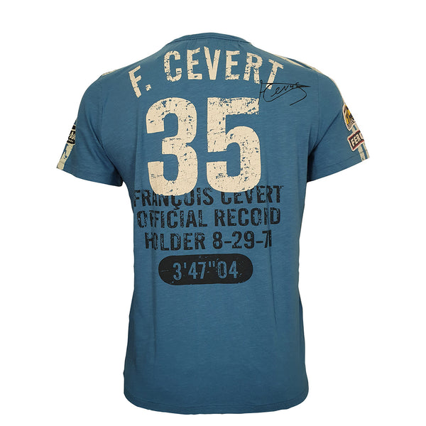 T-shirt M Cevert light blue