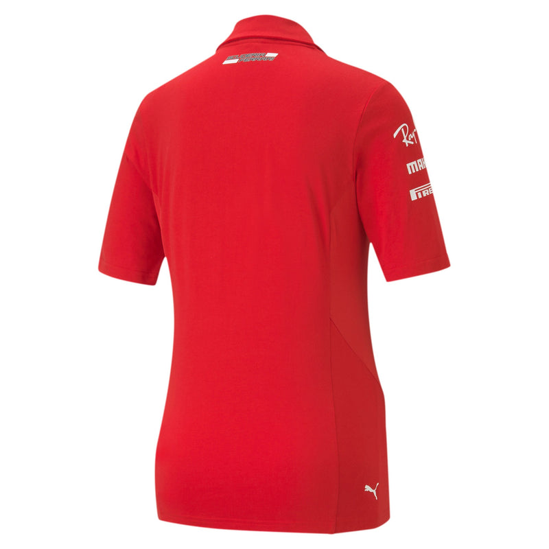 Polo donna Scuderia Ferrari F1 Team sponsor 2020  https://f1monza.com/products/polo-donna-scuderia-ferrari-f1-team-sponsor-2020