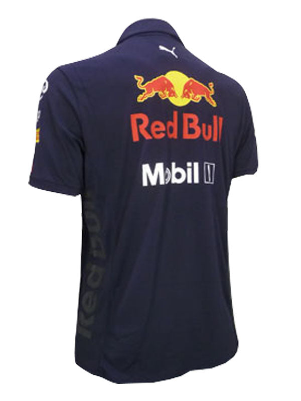 Polo Red Bull racing Team F1 sponsor  https://f1monza.com/products/polo-red-bull-racing-team-f1-sponsor